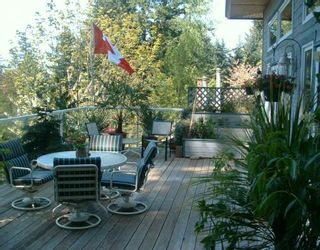 Photo 3: 1231 GOWER POINT RD in Gibsons: Gibsons & Area House for sale (Sunshine Coast)  : MLS®# V589373