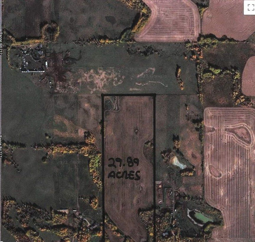 Main Photo: TWP RD 542 RRD 212: Rural Strathcona County Rural Land/Vacant Lot for sale : MLS®# E4241835