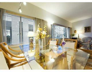 """Photo 6: 2015 HARO Street in Vancouver: West End VW Condo for sale in """"ARNISTON APARTMENTS"""" (Vancouver West)  : MLS®# V626262"""
