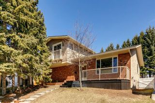 Main Photo: 16 Brenner Place NW in Calgary: Brentwood Detached for sale : MLS®# A1096186