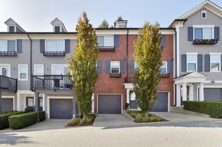 "Photo 2: 82 688 EDGAR Avenue in Coquitlam: Coquitlam West Townhouse for sale in ""GABLE"" : MLS®# R2506502"