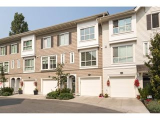 """Photo 2: 21 1708 KING GEORGE Boulevard in Surrey: King George Corridor Townhouse for sale in """"The George"""" (South Surrey White Rock)  : MLS®# R2196864"""