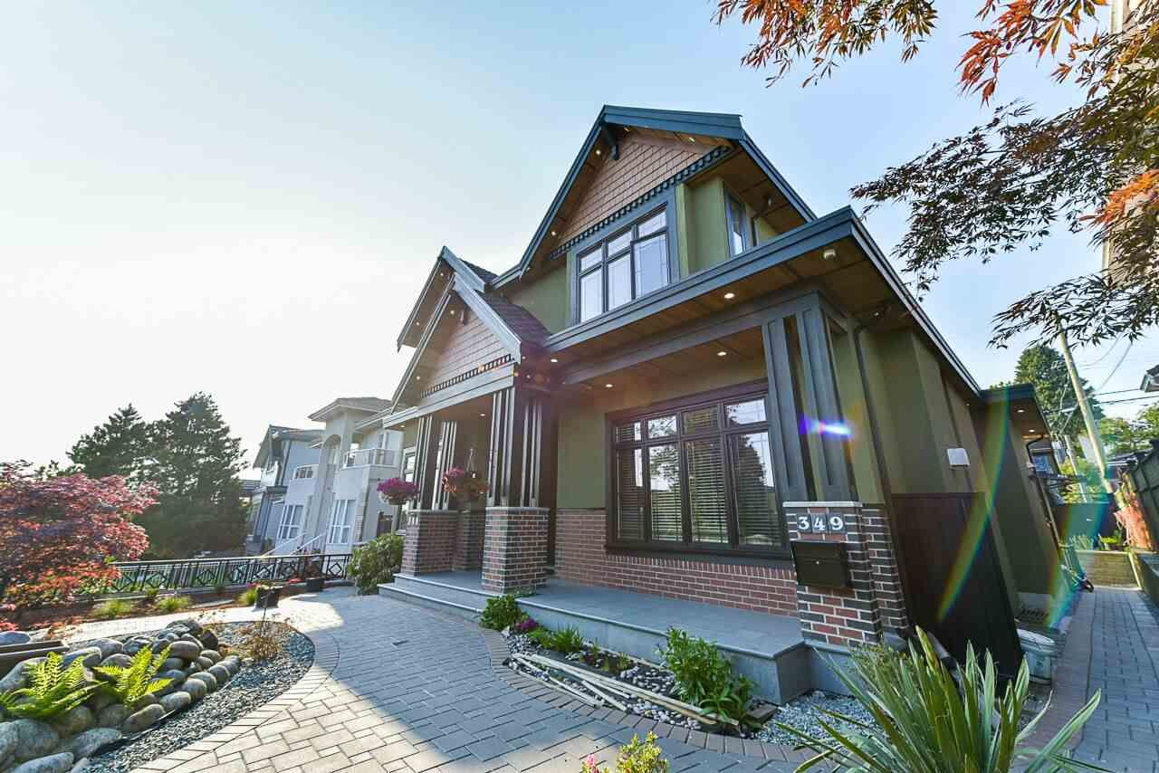 Main Photo: 345 E 46TH AVENUE in Vancouver: Main House for sale (Vancouver East)  : MLS®# R2375375