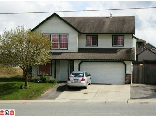 Photo 1: 3538 TOWNLINE Road in Abbotsford: Abbotsford West House for sale : MLS®# F1009047