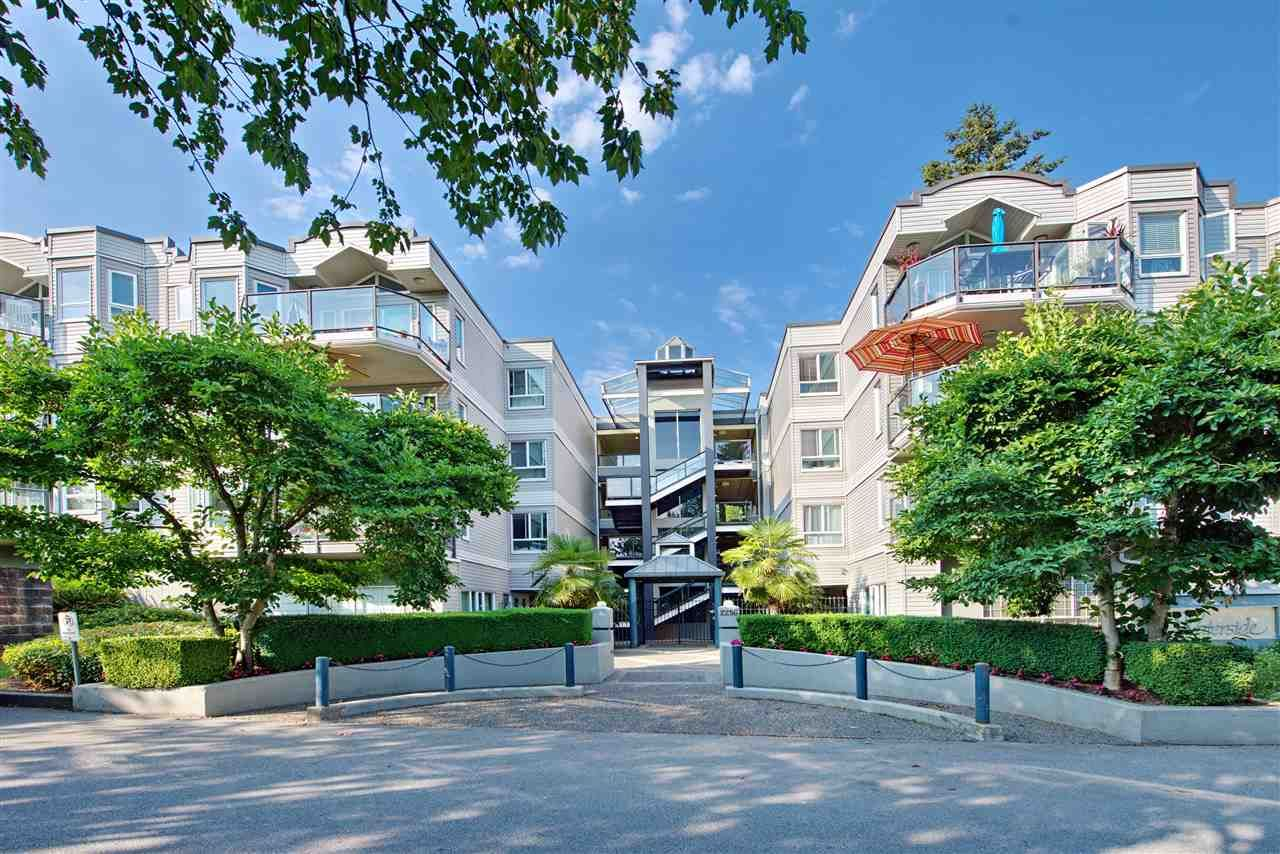 "Main Photo: 205 2250 SE MARINE Drive in Vancouver: South Marine Condo for sale in ""Waterside"" (Vancouver East)  : MLS®# R2483530"