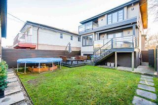 Photo 34: 503 E 19TH Avenue in Vancouver: Fraser VE House for sale (Vancouver East)  : MLS®# R2522476
