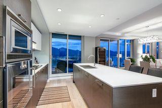 Photo 12: 2802 1499 W Pender St. Vancouver,温哥华市中心,Coal Harbour, large condo,大户型公寓