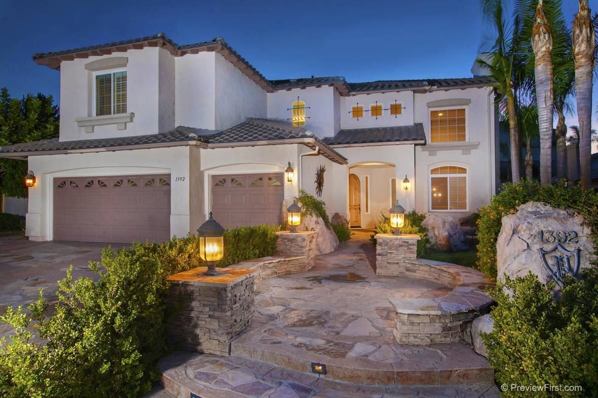 Main Photo: Residential for sale : 5 bedrooms : 1392 S Creekside in Chula Vista