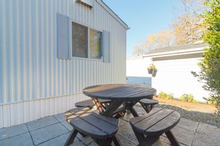 Photo 28: 111 17 Chief Robert Sam Lane in : VR Glentana Manufactured Home for sale (View Royal)  : MLS®# 860343