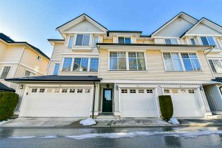 Photo 1: 19 8383 159 STREET in Surrey: Fleetwood Tynehead Townhouse for sale : MLS®# R2138341