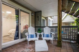 "Photo 30: 9 1073 LYNN VALLEY Road in North Vancouver: Lynn Valley Townhouse for sale in ""River Rock"" : MLS®# R2575517"