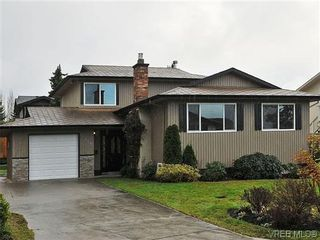 Photo 1: 817 Kildonan Rd in Victoria: SE High Quadra House for sale (Saanich East)  : MLS®# 317920