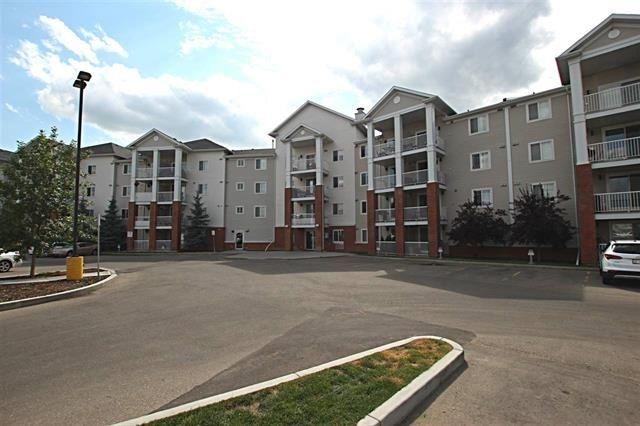Main Photo: 411 920 156 Street in Edmonton: Zone 14 Condo for sale : MLS®# E4239362