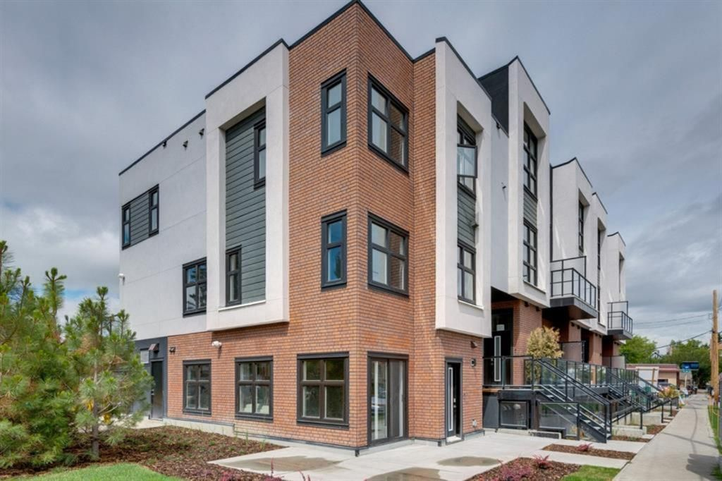 Main Photo: 205 3605 16 Street SW in Calgary: Altadore Row/Townhouse for sale : MLS®# A1102720