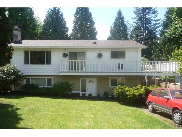 "Main Photo: 8541 TERRACE Drive in Delta: Nordel House for sale in ""Sunburry"" (N. Delta)  : MLS®# F1440359"