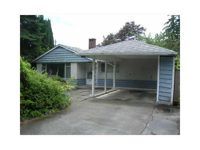 Main Photo: 3229 Colwood DR in Vancouver: Capilano Highlands House for sale (North Vancouver)  : MLS®# MLS# V930135
