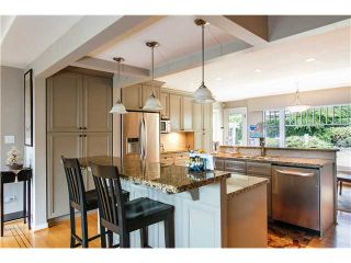 Photo 4: 1751 MATHERS AV in West Vancouver: Ambleside House for sale : MLS®# V1105546