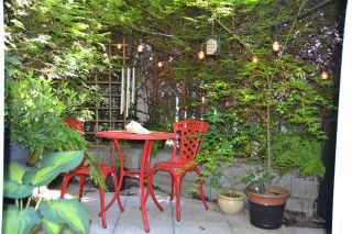 """Photo 12: 6 3140 W 4TH Avenue in Vancouver: Kitsilano Townhouse for sale in """"AVANTI"""" (Vancouver West)  : MLS®# R2273597"""