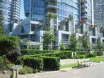 Property Photo: TH26 1281 West Cordova in Callisto of Coal Harbour