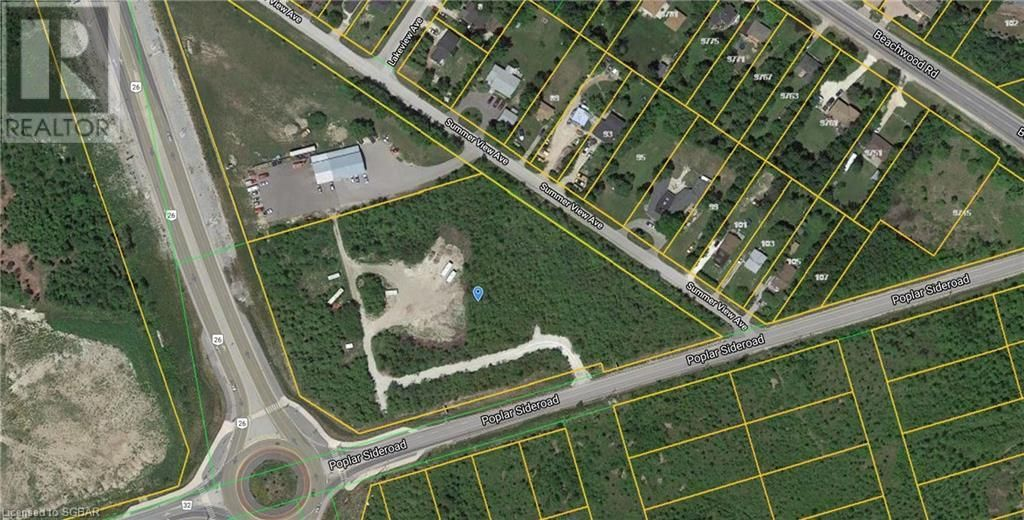 Main Photo: LT 40 POPLAR Sideroad in Collingwood: Other for sale : MLS®# 40079610