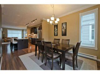 """Photo 5: 720 ORWELL Street in North Vancouver: Lynnmour Townhouse for sale in """"WEDGEWOOD"""" : MLS®# V1050702"""