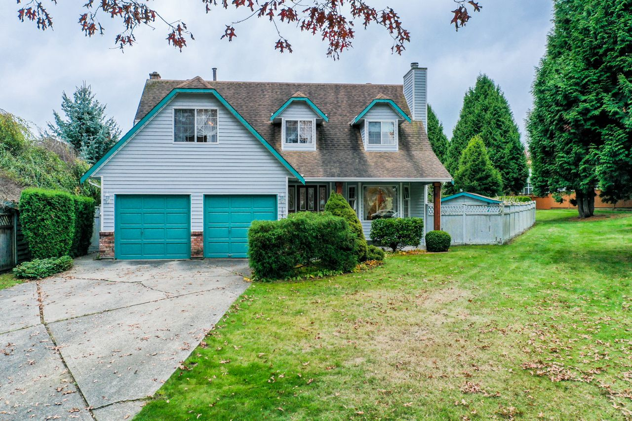 Main Photo: 1935 155 Street in Surrey: King George Corridor House for sale (South Surrey White Rock)  : MLS®# R2413704