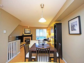 """Photo 8: 26 288 ST DAVIDS Avenue in North Vancouver: Lower Lonsdale Townhouse for sale in """"ST DAVID'S LANDING"""" : MLS®# V1041759"""