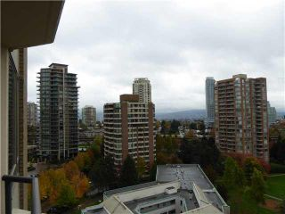 """Photo 4: 1402 6282 KATHLEEN Avenue in Burnaby: Metrotown Condo for sale in """"THE EMPRESS"""" (Burnaby South)  : MLS®# V1091188"""