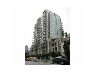 """Main Photo: 1003 1055 RICHARDS Street in Vancouver: Downtown VW Condo for sale in """"DONOVAN"""" (Vancouver West)  : MLS®# V866680"""