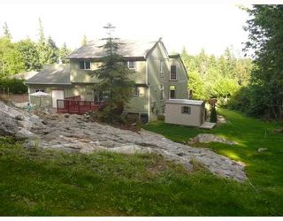 "Photo 2: 5465 WAKEFIELD Road in Sechelt: Sechelt District House for sale in ""WEST SECHELT"" (Sunshine Coast)  : MLS®# V724475"