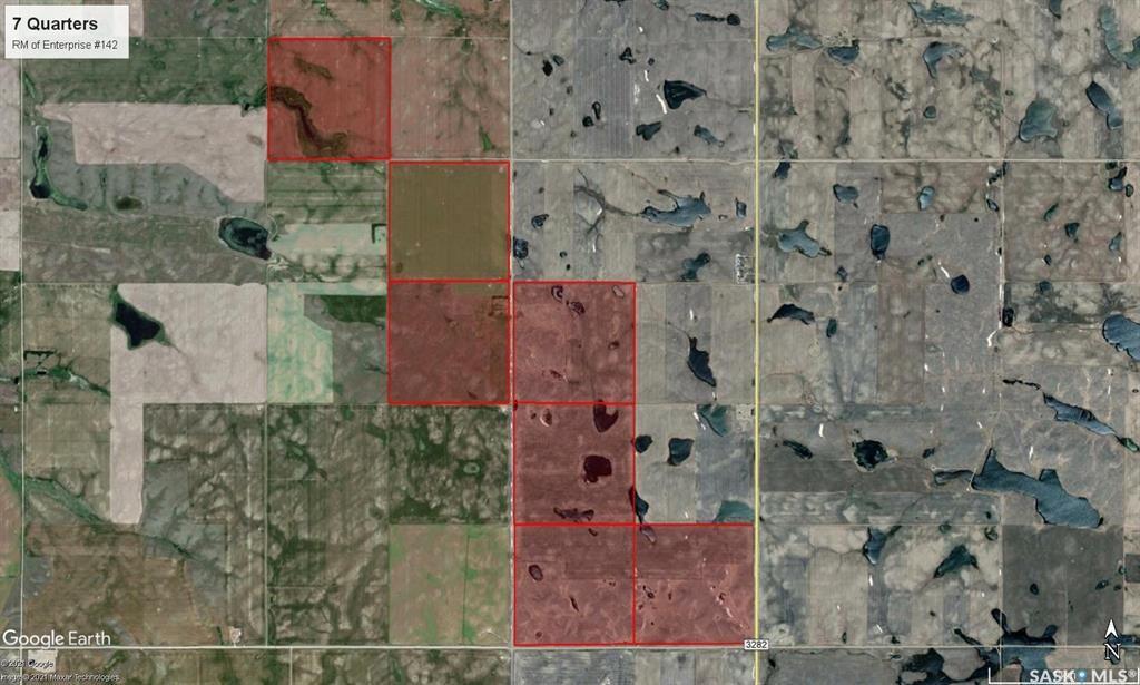 Main Photo: Richmound Land in Enterprise: Farm for sale (Enterprise Rm No. 142)  : MLS®# SK867913