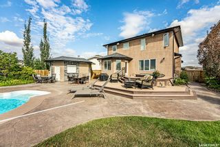 Photo 36: 122 Maguire Court in Saskatoon: Willowgrove Residential for sale : MLS®# SK866682