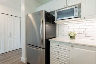 """Photo 7: 317 19528 FRASER Highway in Surrey: Cloverdale BC Condo for sale in """"The Fairmont"""" (Cloverdale)  : MLS®# R2579479"""