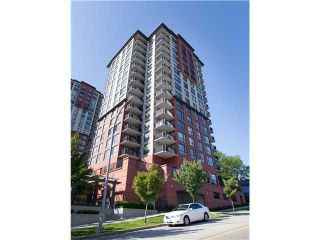 Photo 1: 1305 833 AGNES STREET in New Westminster: Downtown NW Condo for sale : MLS®# R2230134