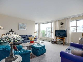 """Photo 9: 801 2108 W 38TH Avenue in Vancouver: Kerrisdale Condo for sale in """"THE WILSHIRE"""" (Vancouver West)  : MLS®# V1086776"""
