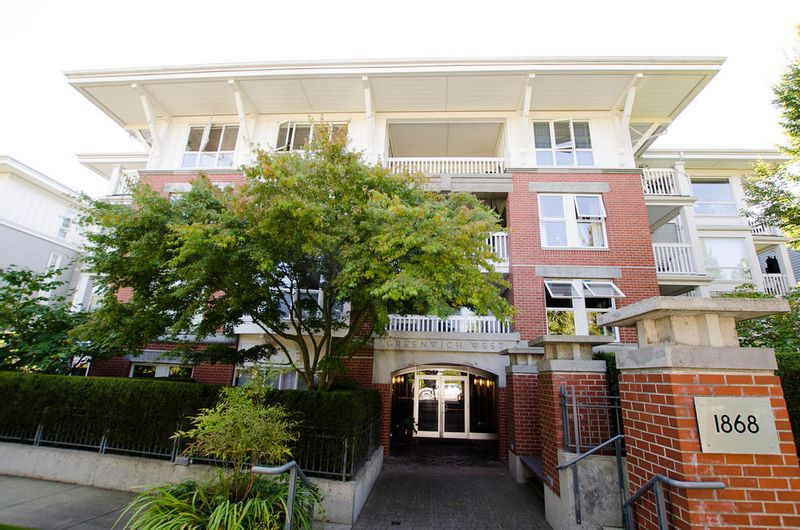 FEATURED LISTING: 104 - 1868 WEST 5TH AVENUE GREENWICH
