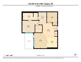 Photo 31: 218 305 18 Avenue SW in Calgary: Mission Apartment for sale : MLS®# A1059697