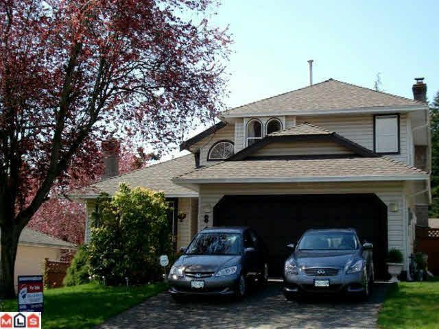 Main Photo: 839 165TH STREET in : King George Corridor House for sale : MLS®# F1110338