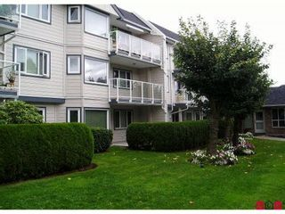 "Photo 1: 111 13965 16TH Avenue in Surrey: Sunnyside Park Surrey Condo for sale in ""WINDSOR HOUSE"" (South Surrey White Rock)  : MLS®# F1100652"