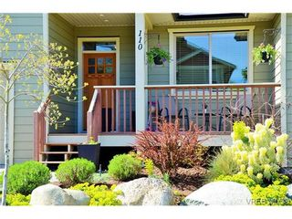 Photo 2: 110 2253 Townsend Rd in SOOKE: Sk Broomhill Row/Townhouse for sale (Sooke)  : MLS®# 726599