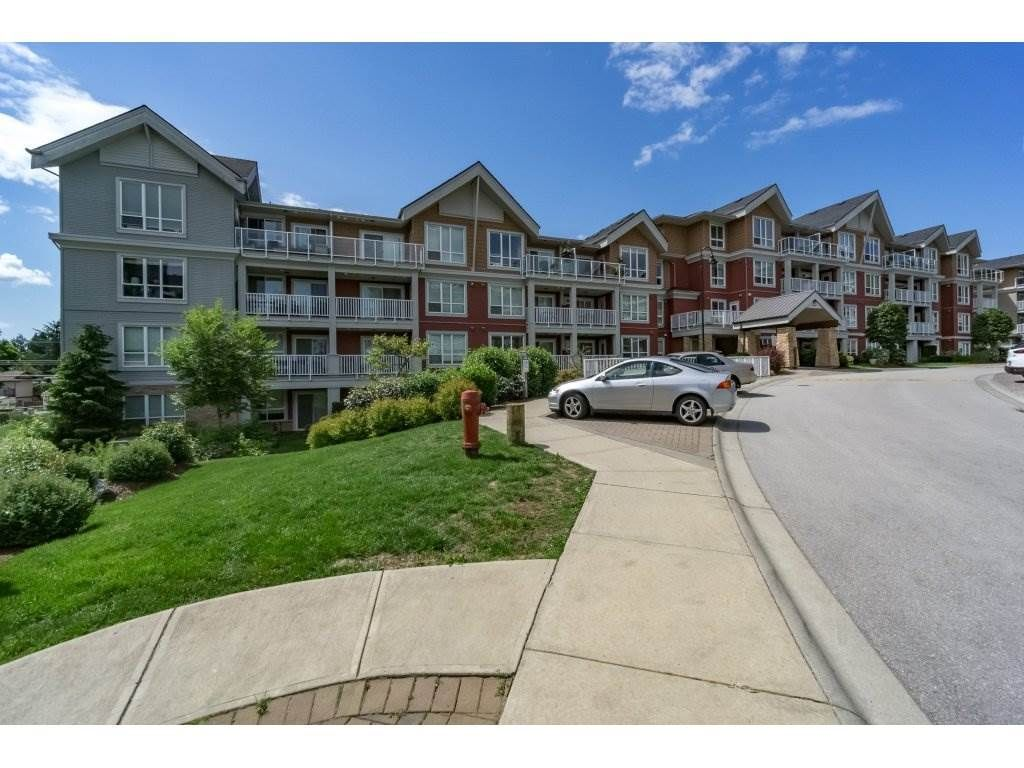"""Main Photo: 305 6450 194 Street in Surrey: Clayton Condo for sale in """"Waterstone"""" (Cloverdale)  : MLS®# R2220895"""