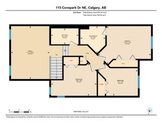 Photo 34: 115 COVEPARK Drive NE in Calgary: Country Hills Detached for sale : MLS®# A1071708
