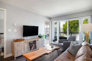"""Photo 3: 214 1588 E HASTINGS Street in Vancouver: Hastings Condo for sale in """"BOHEME"""" (Vancouver East)  : MLS®# R2585421"""