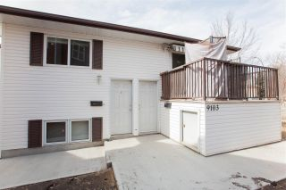 Photo 29: 9103 9105 CONNORS Road in Edmonton: Zone 18 House Duplex for sale : MLS®# E4236932