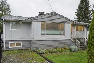 Photo 1: 1214 COMO LAKE Avenue in Coquitlam: Central Coquitlam House for sale : MLS®# R2336355