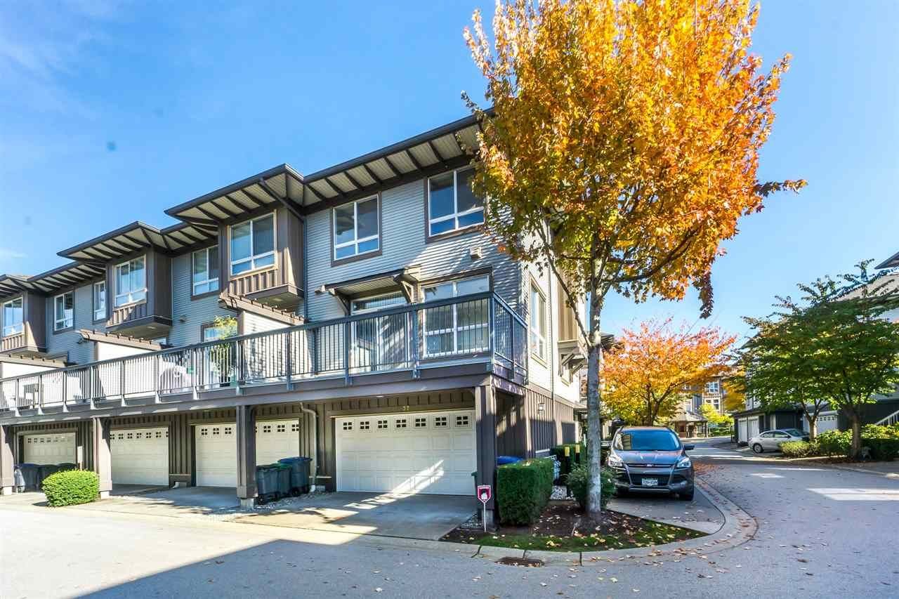 """Main Photo: 37 18777 68A Street in Surrey: Clayton Townhouse for sale in """"COMPASS"""" (Cloverdale)  : MLS®# R2340695"""