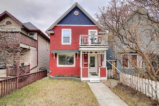 Main Photo: 2310 15A Street SE in Calgary: Inglewood Detached for sale : MLS®# A1128062