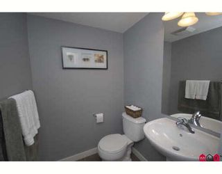 """Photo 7: 157 15168 36TH Avenue in Surrey: Morgan Creek Townhouse for sale in """"Solay"""" (South Surrey White Rock)  : MLS®# F2814921"""