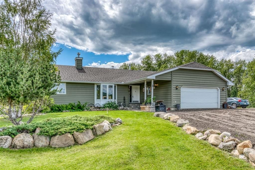 Main Photo: 240048 322 Avenue W: Rural Foothills County Detached for sale : MLS®# A1014050