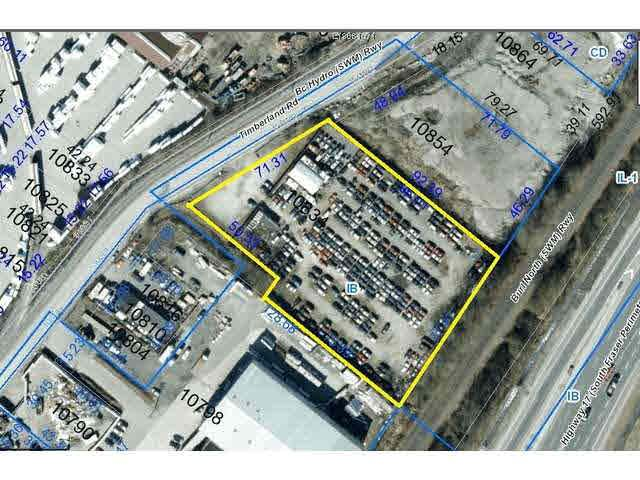 Main Photo: 10834 TIMBERLAND ROAD in North Surrey: Industrial  : MLS®# F3402286